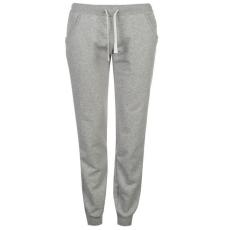 Reebok Essential női melegítőnadrág - Reebok Essential Fleece Pants Ladies - szürke