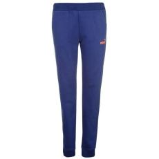 Puma No 1 női melegítőnadrág - Puma No 1 Logo Jogging Bottoms - kék