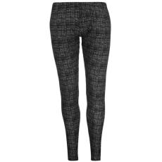 Golddigga női leggings - Golddigga Lux Leggings - fekete mintás