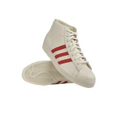 Adidas Pro Model Vintage Dlx férfi edzőcipő fehér 44