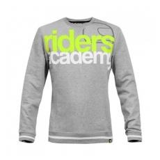 VR46 Valentino Rossi Riders Academy FĂŠrfi pulóver grey - S