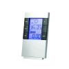 Digitális időjárás állomás páratartalom mérővel