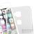 Ultra Slim HTC Desire 650  0.3 mm szilikon hátlap tok, átlátszó
