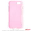 CELLECT iPhone X vékony TPU szilikon hátlap, Pink
