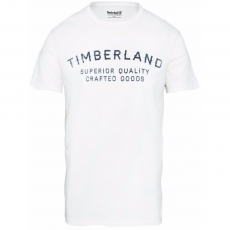 TIMBERLAND SS Kennebec River Elevated TBL Carrier Tee Póló,trikó D (A1OLN-r_130-Picket Fence)