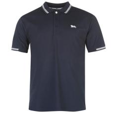 Lonsdale férfi ingpóló Lion, kék - Lonsdale Lion Polo Shirt Mens