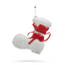 Karácsonyi dekor - akasztható - csizma női csizma, bakancs