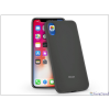 ROAR Apple iPhone X szilikon hátlap - Roar All Day Full 360 - black