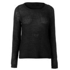 Only Geena NOOS női pulóver fekete XS
