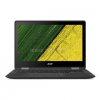 "Acer Spin 5 SP513-51-363V Touch (fekete) | Core i3-7100U 2,4|16GB|1000GB SSD|0GB HDD|13,3"" FULL HD