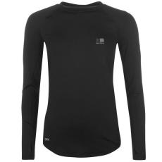 Karrimor női futó póló - Karrimor XLite Long Sleeve Running Top - fekete