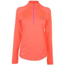 Karrimor női futó póló - Karrimor X Mistral Running Top - korall