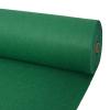 vidaXL 1x24 m Zöld világos kiállítási szőnyeg