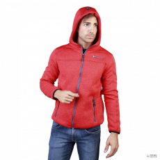 Geographical Norway férfi pulóver Trombone_man_red
