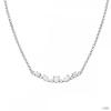 Esprit Női Lánc Collier ezüst cirkónia Diadem ESNL93382A420