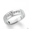 S.Oliver ékszer Női gyűrű ezüst cirkónia SO626 56 (17.8 mm Ă?)