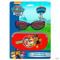 ASTRO EUROPA gyűjtőcsomag tok + napszemüveg paw patrol mancs őrjárat gyerek