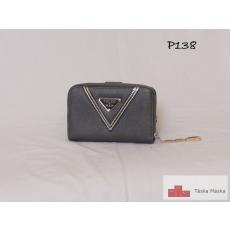 P138 Eslee ezüst női pénztárca