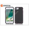GRIFFIN Apple iPhone 6/6S/7/8 ütésálló védőtok - Griffin Survivor Journey - black/pink