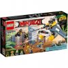 LEGO The Ninjago Movie - Manta Ray Bomber (70609)
