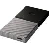 Western Digital My Passport 512GB USB3.1 1,8' külső SSD fekete-ezüst