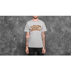 Carhartt WIP Shortsleeve Division T-Shirt Grey Heather