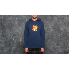 Undefeated Camo 5 Strike Hood Navy