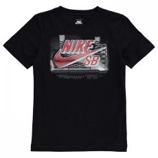 Nike QTT Sign póló gyerek fiú