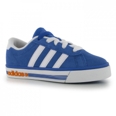 Adidas Daily velúr gyerek sportcipő
