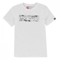 Adidas Camo Linea póló gyerek