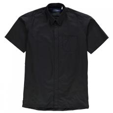 Unknown rövid ujjú Cotton Shirt férfi