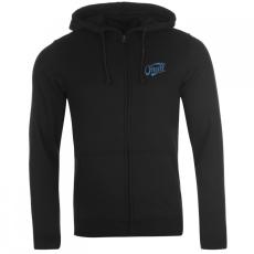 Oneill Logo cipzáras kapucnis pulóver férfi
