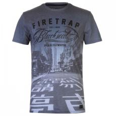 Firetrap Blackseal Tokyo póló