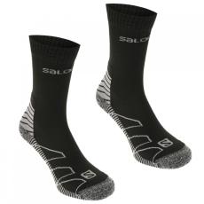 Salomon könnyű 2 Pack Walking zokni férfi