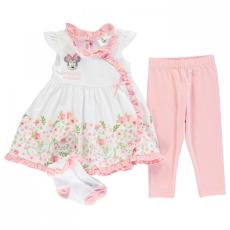 Character ruha leggings és zokni szett lány