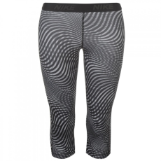 Nike Victory mintás capri nadrág női