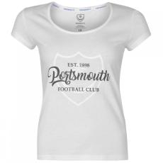 Team FC Crest Print póló női