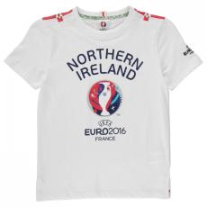 UEFA EURO 2016 Northern Ireland Graphic póló gyerek
