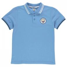 Source Lab Manchester City FC galléros póló gyerek fiú