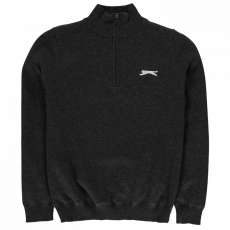 Slazenger Zip Lined Top