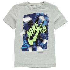Nike QTT Rip póló kisfiú