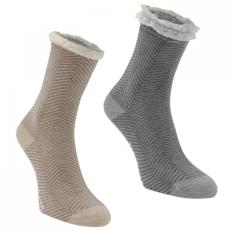 Firetrap 2 Pack női Socks