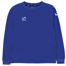 Sondico gyerek hosszú ujjú felső - királykék - Sondico Classic Long Sleeve T Shirt Junior Boys