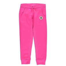 Converse gyerek melegítőnadrág - pink - Converse Ribbed Sweat Pants