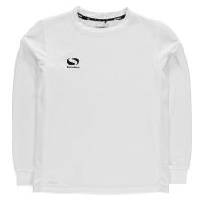 Sondico gyerek hosszú ujjú felső - fehér - Sondico Classic Long Sleeve T Shirt Junior Boys