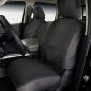 5 db-os autós üléshuzat garnitúra fekete színben