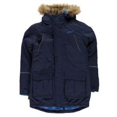 Gelert gyerek kabát - Gelert Siberian Parker Juniors Blue