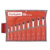 FORTUM SK FORTUM racsnis csillag-villáskulcs készlet 9db 8-19mm 4720104