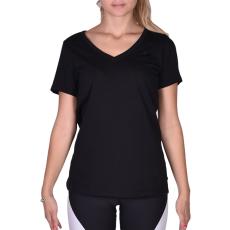 Nike W Nsw Tee Vnk Futura Lbr női póló fekete L