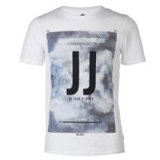 Jack and Jones Core Lion férfi póló fehér L